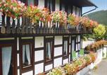 Location vacances Schmallenberg - Three-Bedroom Apartment Schmallenberg 05-1