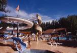 Camping avec Parc aquatique / toboggans Narbonne - Camping Monplaisir-1