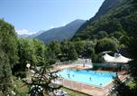 Camping  Acceptant les animaux Loudenvielle - Camping Pradelongue-1