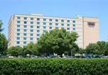 Hôtel Cary - Embassy Suites Raleigh - Durham/Research Triangle-1