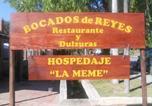 Location vacances San Salvador de Jujuy - Bocados de Reyes-1
