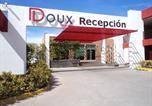 Hôtel El Fuerte - Hotel Doux-3