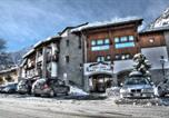 Hôtel 4 étoiles Chamonix-Mont-Blanc - Gran Baita Hotel & Wellness-1