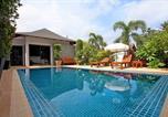Location vacances Chalong - Chalong Sunshine Villa-3