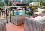 Location vacances Vall-llobrega - Holiday Home Vall-Llobrega with Fireplace I-2
