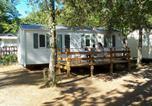 Camping avec Hébergements insolites Arcachon - Camping Le Royannais-3