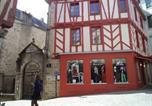 Hôtel Morbihan - La maison pres du bois-2