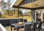 Location vacances Rødhus - Three-Bedroom Holiday Home in Pandrup-2