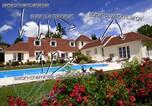 Hôtel Dourdan - Les Agapanthes-4