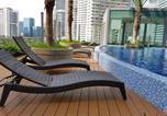 Location vacances Kuala Lumpur - Vortex Suite-1