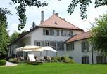 Hôtel 4 étoiles Thonon-les-Bains - Hostellerie Le Petit Manoir-2