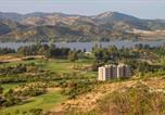 Hôtel Rancagua - Marina Golf Rapel-1