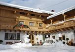 Location vacances Maria Alm am Steinernen Meer - Pension Berghof-2