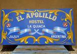 Hôtel La Quiaca - El Apolillo Hostel-1