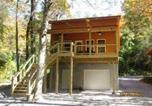 Location vacances Maryville - River Escape Cabin-2