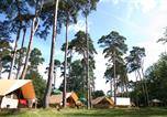 Camping avec Club enfants / Top famille Maisons-Laffitte - Camping Huttopia Rambouillet-1