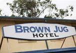 Hôtel Blacktown - Brown Jug Inn Hotel-4