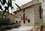 Location vacances Portell de Morella - Casa Enduella-1