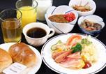 Hôtel Toyama - Apa Hotel Uozu-Ekimae-4