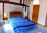Location vacances Versainville - Holiday home Les Trois Ramage-4