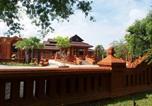Hôtel Pakokku - Heritage Bagan Hotel-4