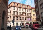 Hôtel République tchèque - Travellers Hostel Praha-2