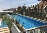 Hôtel Oaxaca de Juárez - Hotel Siglo Xvii-3