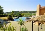 Location vacances Le Beausset - La maison des amis avec piscine et jacuzzi-3