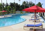 Villages vacances Zanzibar City - Coconut Tree Beach Resort-3
