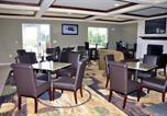 Hôtel Ozona - Cobblestone Inn & Suites Big Lake-1