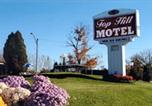 Hôtel Saratoga Springs - Top Hill Motel-1