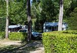 Camping avec Piscine couverte / chauffée Crespian - Camping Le Mas de Reilhe-3