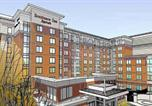 Hôtel Sandy Springs - Residence Inn Atlanta Perimeter Center East-1