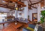 Location vacances Barichara - Casa Bari El Jardin-3