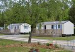 Camping avec Bons VACAF Franche-Comté - Flower Camping du Lac de la Seigneurie-4