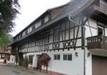 Hôtel Schramberg - Schwarzwaldhotel Neue Linde-1