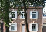 Hôtel Dury - Le Kiosque Amiens chambres d'hôtes-1