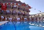 Hôtel Kemer - Himeros Beach Hotel-2