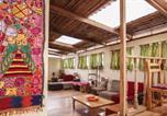 Hôtel Guamote - Inti Sisa Art Guesthouse-4
