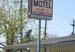 Hôtel Woodland - Dixon Motel-4
