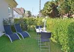 Location vacances Etaples - Two-Bedroom Holiday home Le Touquet-Paris-Plage 0 04-2