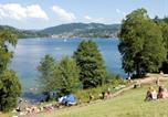 Camping avec Piscine couverte / chauffée Wattwiller - Camping Sites et Paysages Au Clos De La Chaume-1