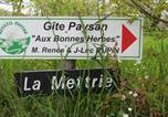 Location vacances Vitré - Aux Bonnes Herbes-1