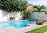 Location vacances Bucerias - Departamento Mauricio #2-2