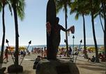 Hôtel Honolulu - Waikiki Prince Hotel-4