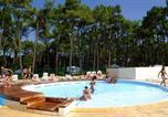 Camping avec Quartiers VIP / Premium La Guérinière - Camping de La Plage de Riez-1