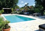 Location vacances Cabris - Holiday home Saint Cézaire s/Siagne 26 with Outdoor Swimmingpool-4
