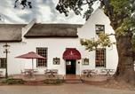 Hôtel Stellenbosch - The Stellenbosch Hotel-1