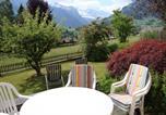 Location vacances Kandergrund - Ferienwohnung Gehrihorn & Studio Elsighorn-3