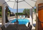 Location vacances La Colle-sur-Loup - Holiday home Cagnes-sur-Mer-4
